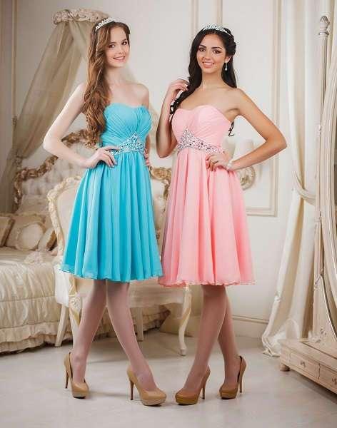 Самые модные платья для выпускного 2017