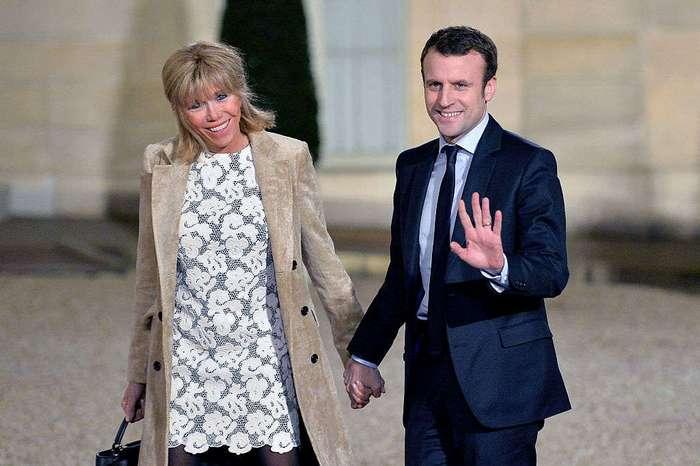 Стиль новой первой леди Франции