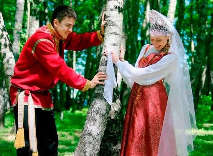 Как на Руси проходила первая брачная ночь у молодоженов