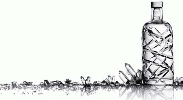 Как выглядит самая дорогая водка в мире