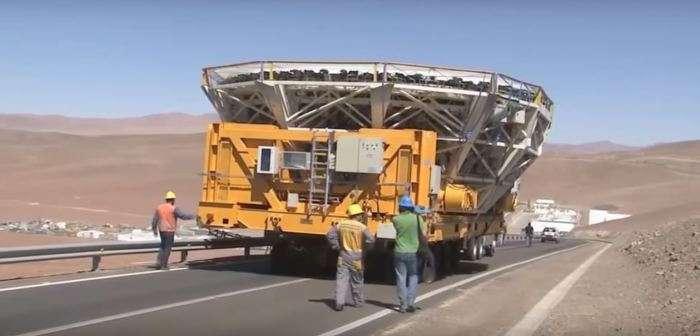 Наиболее впечатляющие примеры перевозки грузов