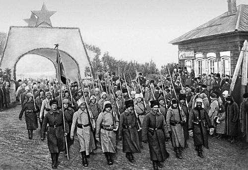 История появления символа СССР &8211; звезды
