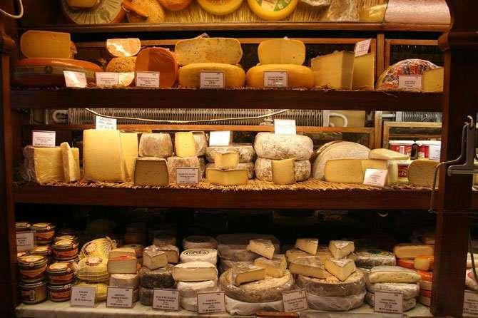 Любопытные факты о сыре