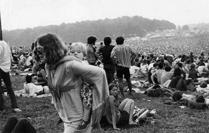 История фестиваля Woodstock