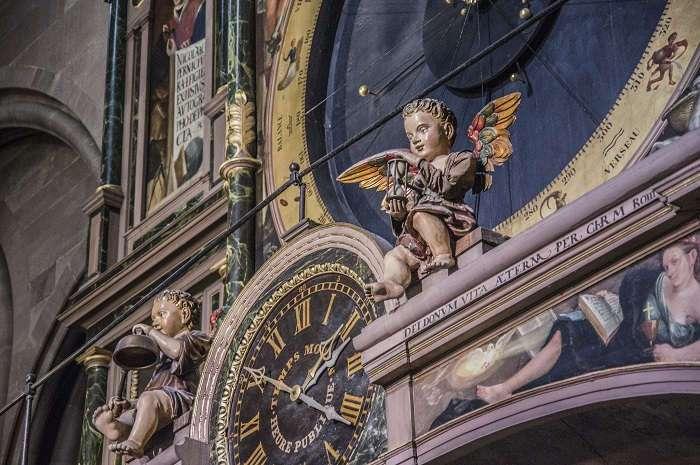 30-метровые часы Страсбургского собора &8211; шедевр эпохи Возрождения