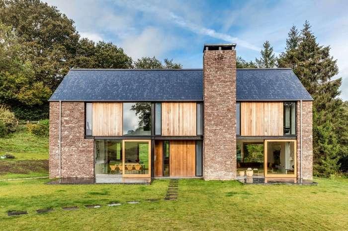 Хотели бы такой домик в деревне?
