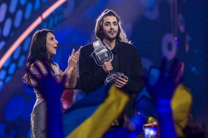 Любопытные факты о победителе Евровидения-2017