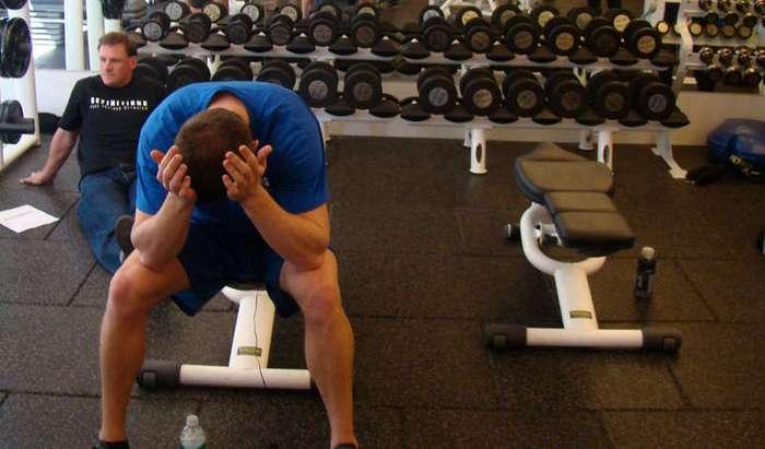 Самые распространенные ошибки при тренировках