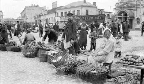 Из чего состояла дореволюционная продовольственная корзина в России