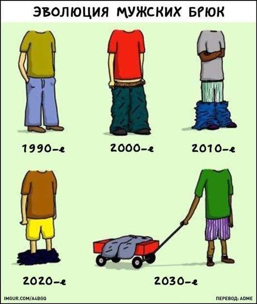 Как сильно за последнее время изменилась наша жизнь