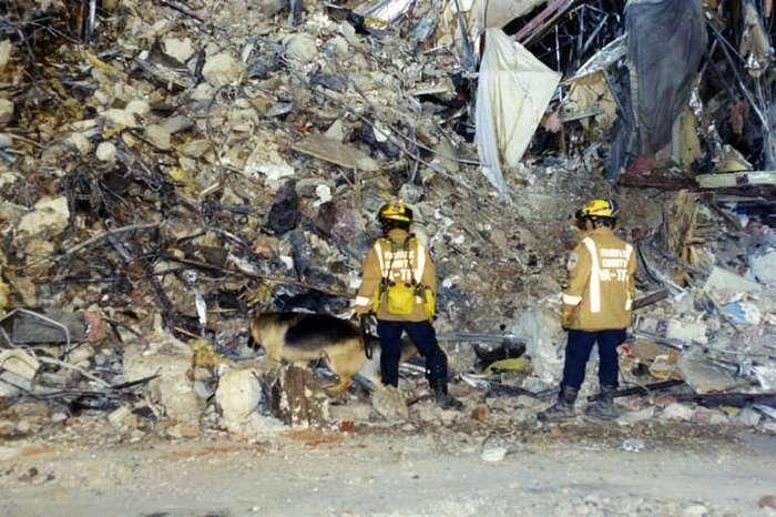 Опубликованы ранее не обнародованные фото Пентагона 11 сентября