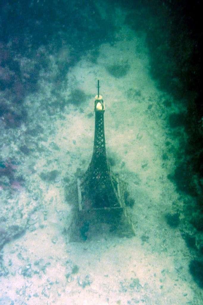 Экскурсия по подводному музею Черного моря