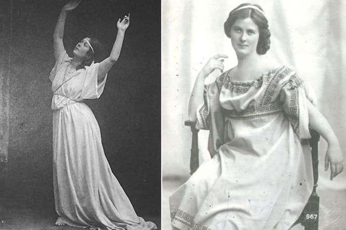 Айседора Дункан: -Танец и Любовь – моя жизнь-