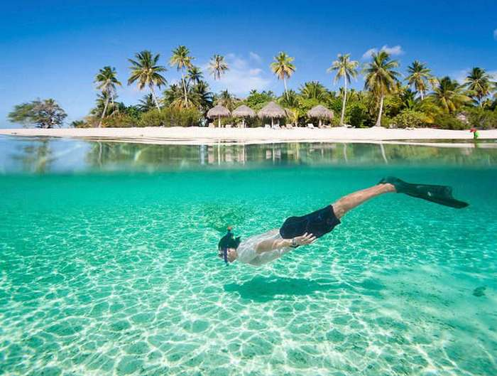 Роскошный отдых на Мальдивах