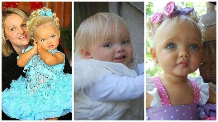 Дети-модели: юные и успешные
