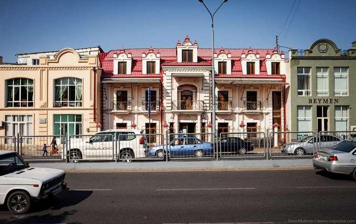 Прогулка по самому курортному городу Узбекистана