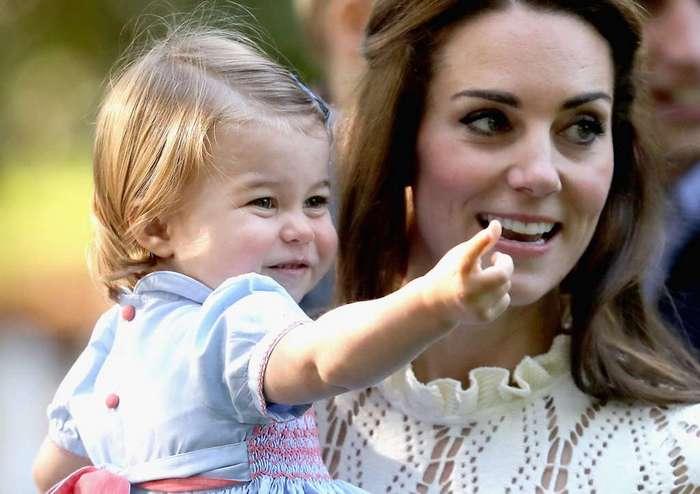 16 снимков, на которых Кейт в роли обычной мамы