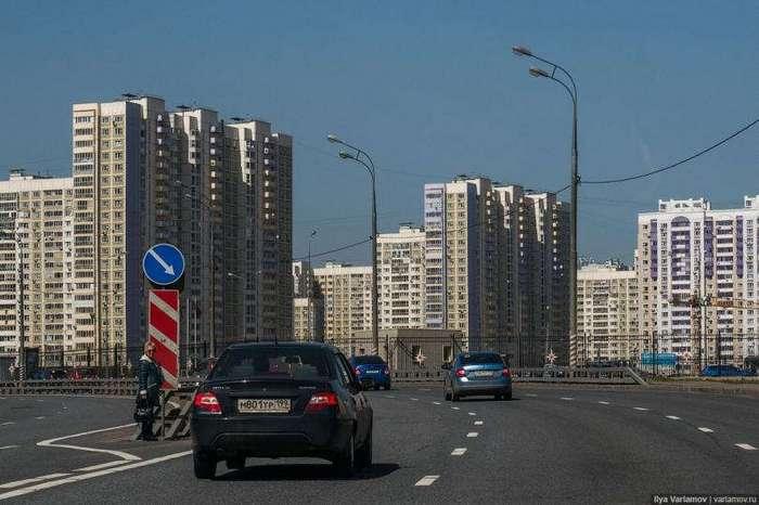Градостроительные ошибки Москвы за последнее время
