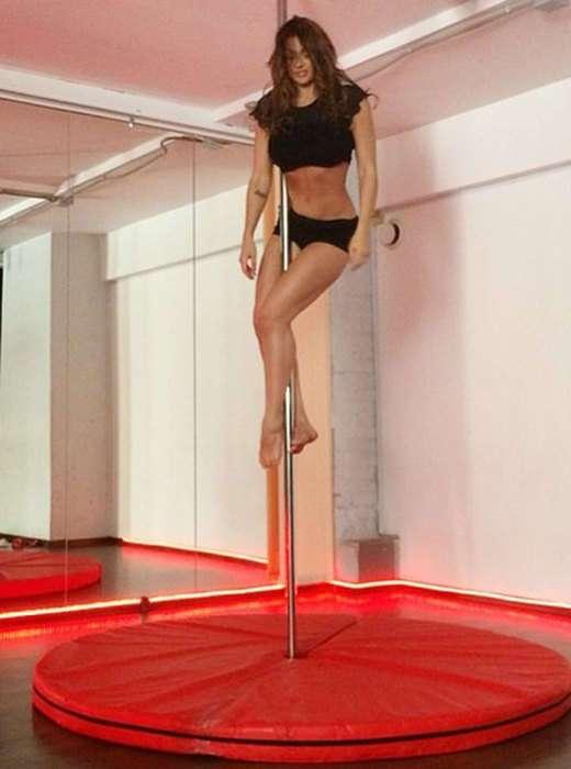 Знаменитости, предпочитающие Pole dance