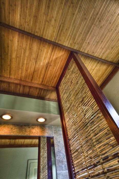 20 потрясающих идей, как с помощью бамбука добавить в интерьер природную красоту и эстетику