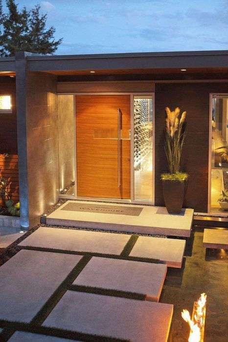 20 блестящих идей по обустройству крыльца, которое создаст прекрасное первое впечатление от вашего дома