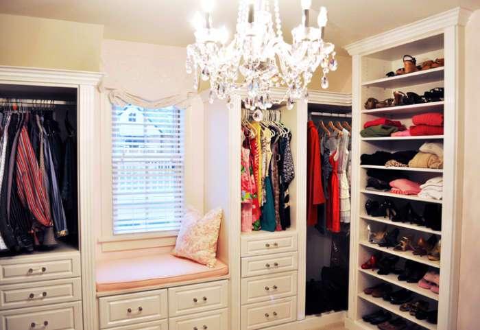 15 практичных и стильных мини-гардеробных, которые подойдут даже для небольшой квартиры