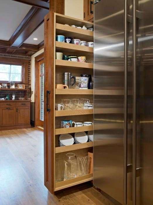 20 идей умного хранения вещей, которые помогут освободить дополнительное пространство в квартире