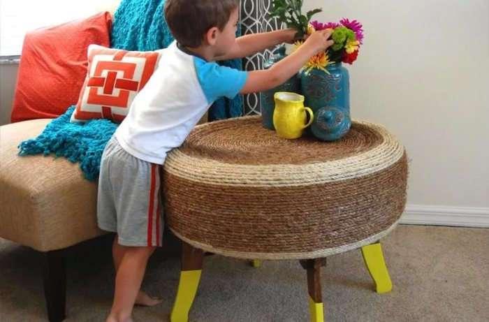 16 примеров оригинальной дачной мебели, которую несложно сделать своими руками