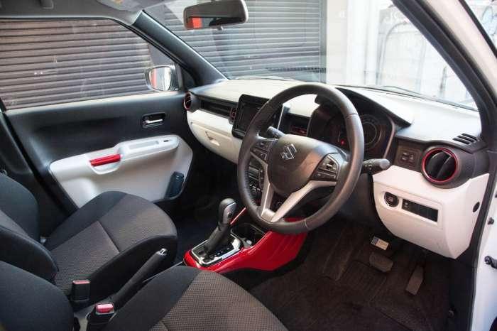 Идеальный ситикар Suzuki Ignis: дешево, весело, компактно