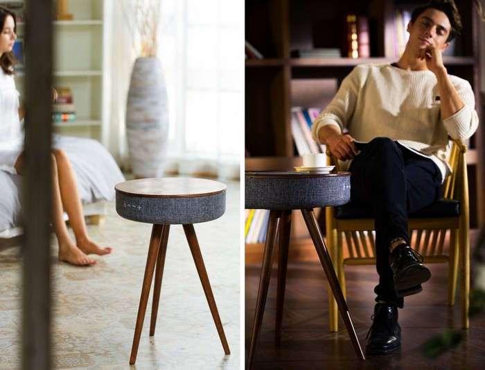 Музыкальный стол: крутейшие динамики или домашний кинотеатр, на который не страшно поставить чашку кофе