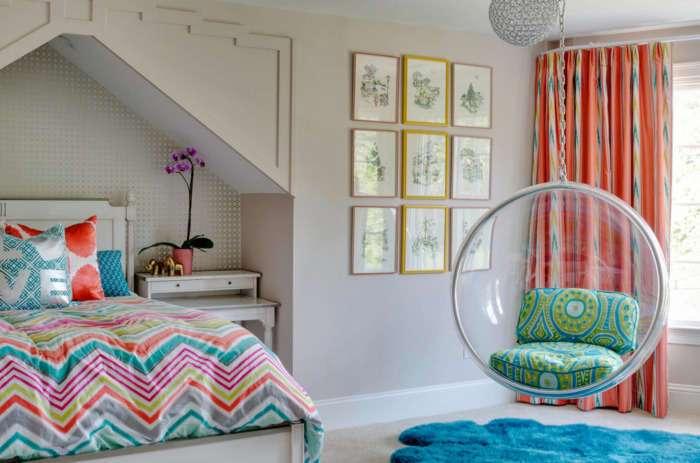 20 творческих идей оформления комнаты для подростка, которая подчеркнёт его индивидуальность