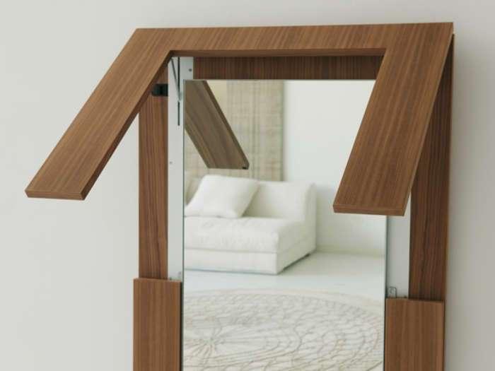 20 примеров оригинальной трансформирующейся мебели, которая поможет сэкономить жилое пространство