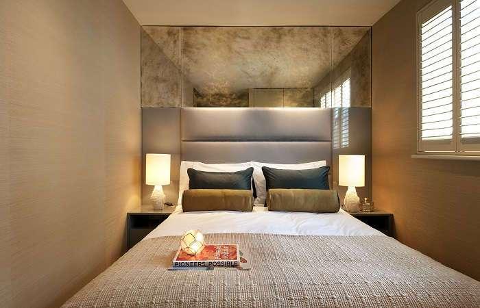 20 примеров стильного оформления маленькой спальни с учетом современных тенденций
