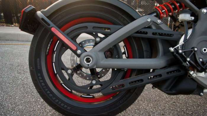 Harley-Davidson рассказал о намерении создать 100 разных электроциклов