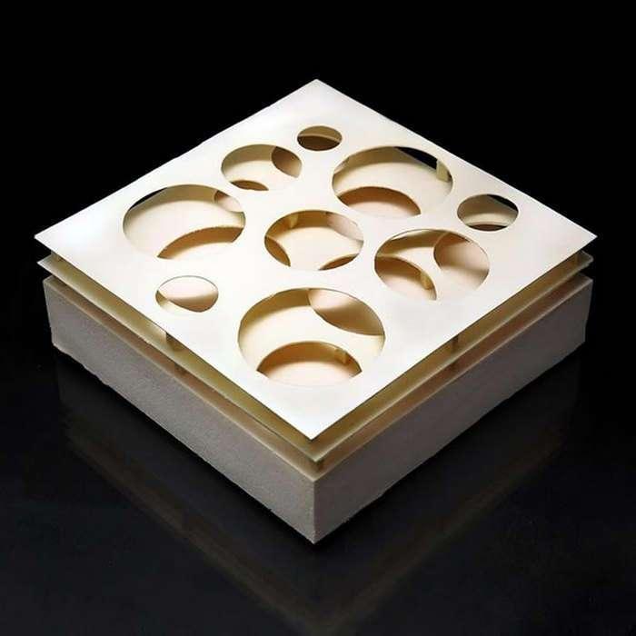 10 потрясающих -архитектурных- тортов, от которых глаз не оторвать
