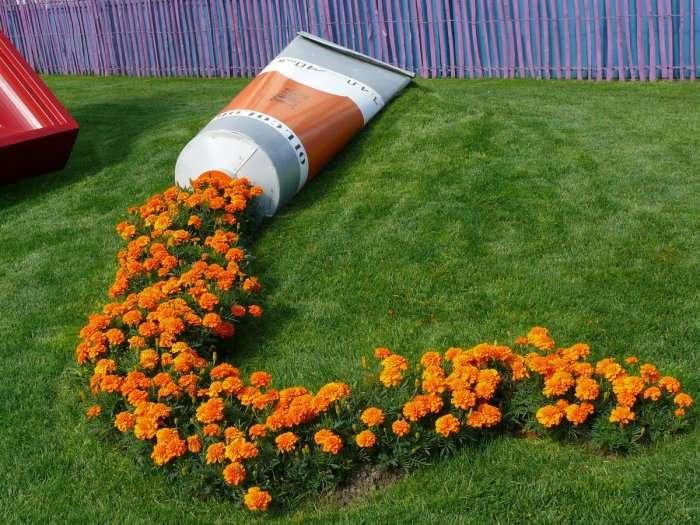 Быстро и экономно: 20 реальных примеров великолепного оформления садового участка своими руками