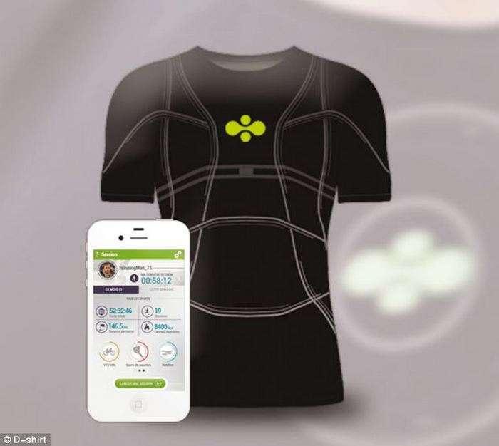 Носите на здоровье: -умная- футболка, которая поможет справиться с болезнями лёгких