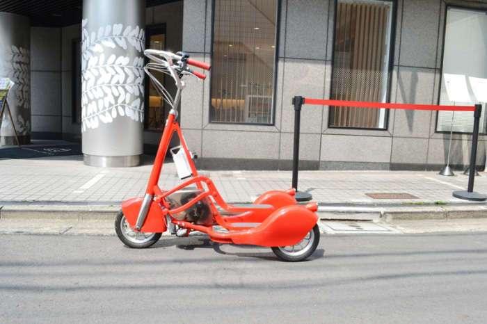 Велосипед-тренажер, на котором можно быстро... ходить