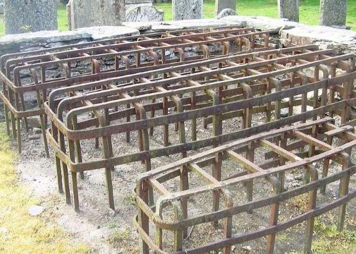 10 самых причудливых способов, с помощью которых люди защищали места захоронений