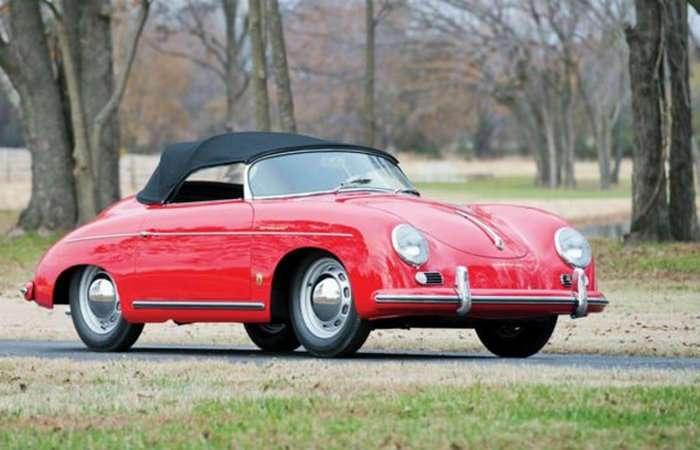 Настоящий эксклюзив: редкие экземпляры легендарного Porsche 356 выставлены на продажу