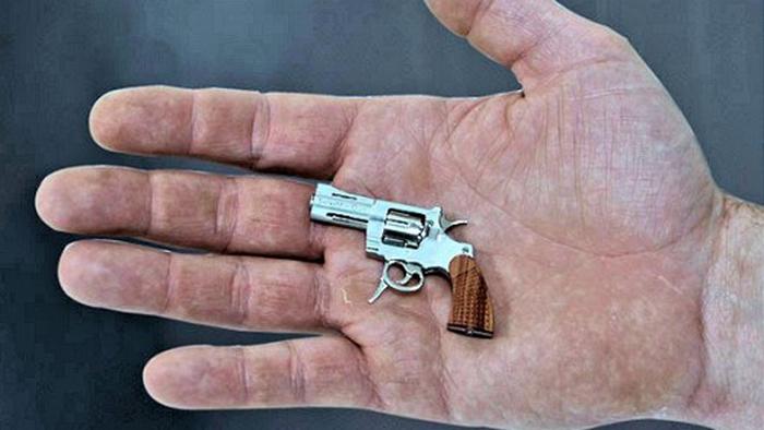 15 самых маленьких вещей, которые реально существуют в этом мире