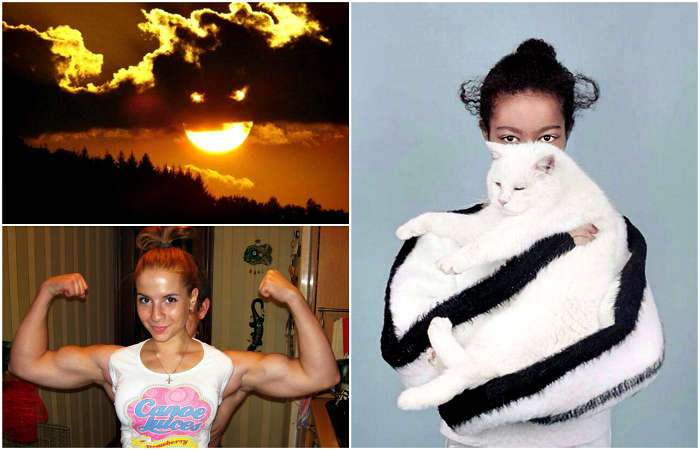 Показалось: 18 эпичных фотографий, к которым нужно присмотреться повниматильней