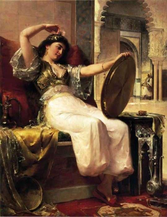 15 исторических фактов о макияже, которые будут интересны не только модницам