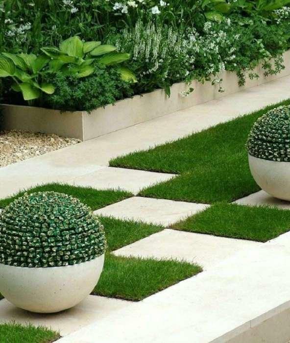 20 вдохновляющих идей ландшафтного дизайна, которые превратят садовый участок в волшебное место