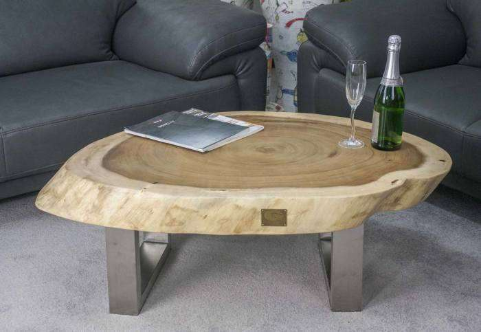 20 деревянных предметов мебели, которые помогут создать модный интерьер