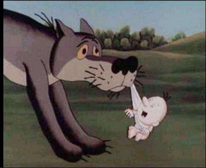 Как создавался мультфильм &171;Жил-был пес&187; (12 фото)