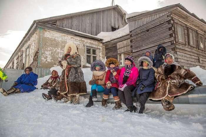Как живут оленеводы Крайнего Севера (38 фото)
