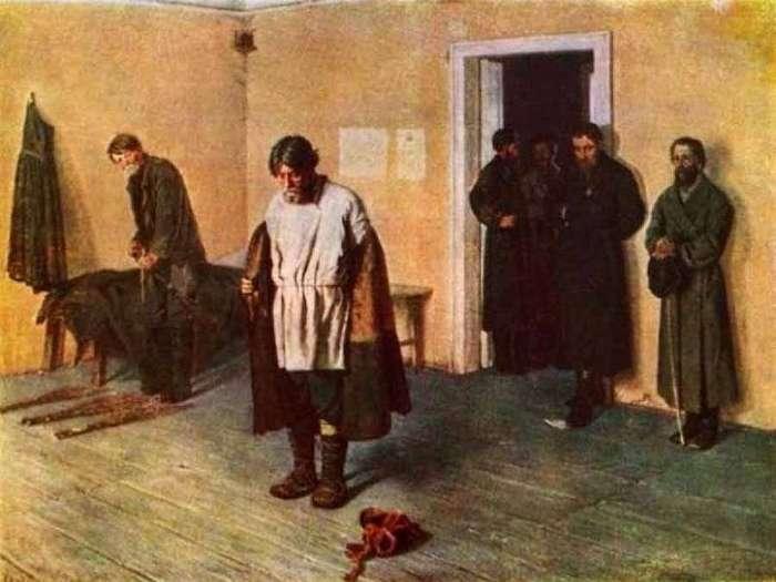 12 картин российских художников, не прошедших школьную цензуру (12 фото)