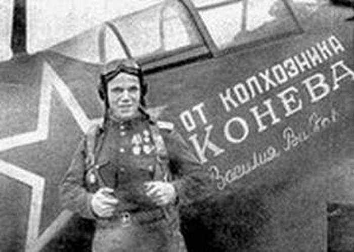 Советские летчики-асы во Второй мировой войне (7 фото)