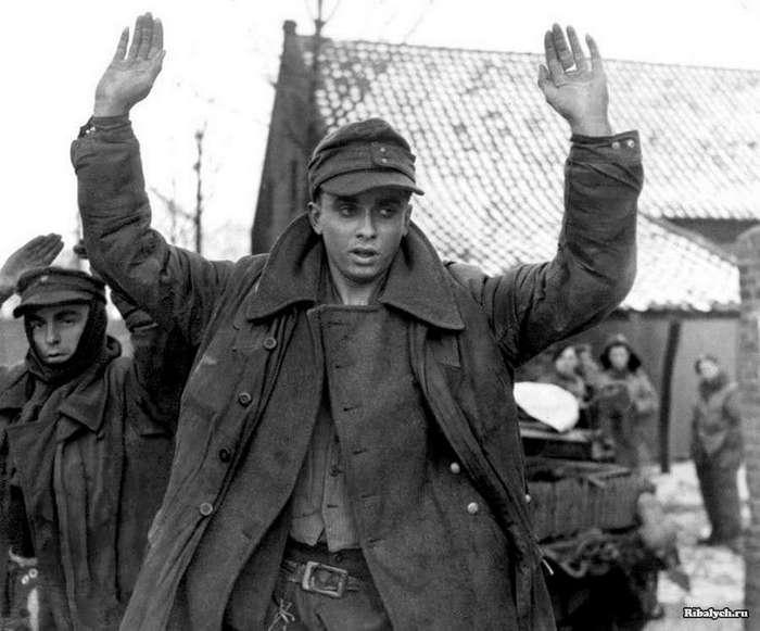 Секретные методы Красной Армии психологического давления на противника (7 фото)